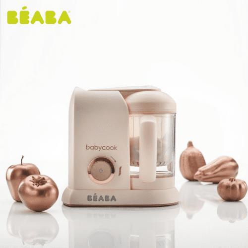 Máy xay Beaba đạt tiêu chuẩn chất lượng châu Âu