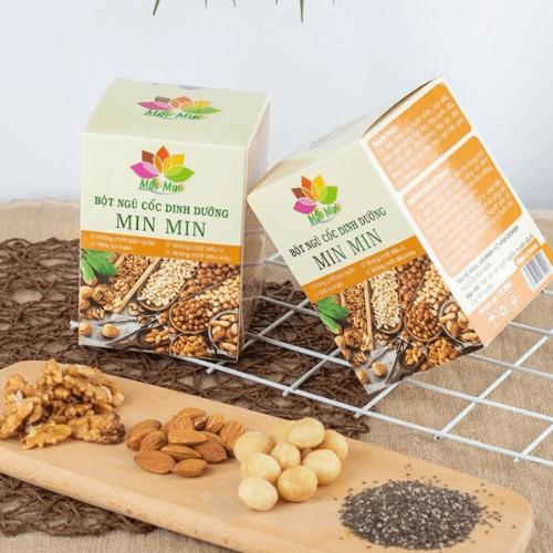 Nên mua ngũ cốc Việt Minmin tại các trang thương mại điện tử uy tín