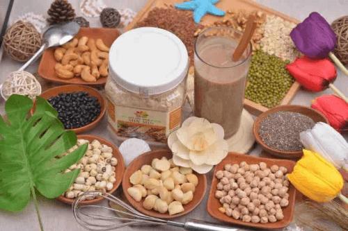 Ngũ cốc thương hiệu Minmin sở hữu 18 loại hạt giàu dinh dưỡng