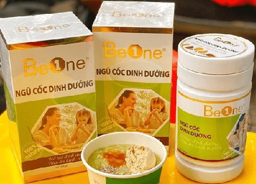 Ngũ cốc thương hiệu Beone thực sự an toàn đối với sức khỏe người dùng