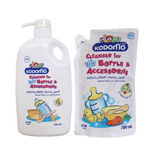 Nước rửa bình sữa Kodomo