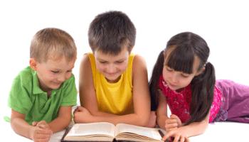 sách cho bé 1 tuổi, 2 tuổi và 3 tuổi