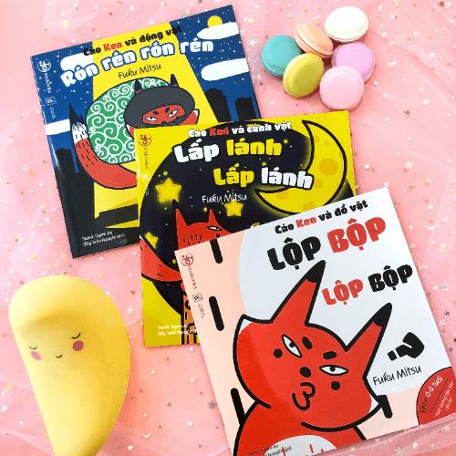 Sách Ehon Nhật Bản được trẻ em trên toàn thế giới yêu thích