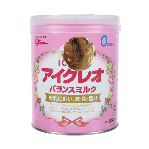 Gligo số 0 là dòng sữa giúp trẻ tăng cân cao cấp đến từ Nhật Bản