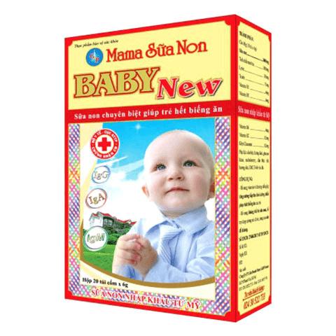 Sữa non Mama Baby New