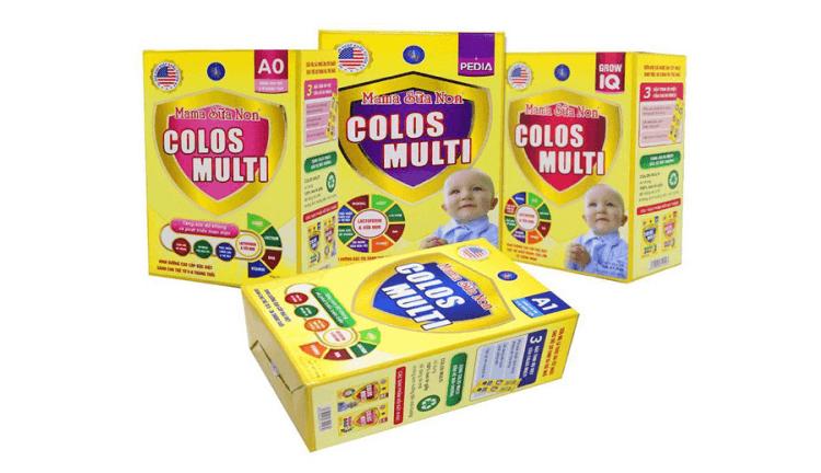 Sữa non cho bé Mama của Việt Nam có thật sự tốt như đánh giá từ phía người dùng?