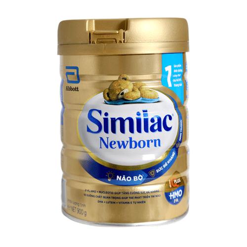 Similac Newwborn là sản phẩm của thương hiệu Abbott Hoa Kỳ