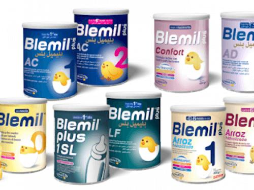 Blemil là sữa sinh học xuất xứ từ Tây Ban Nha
