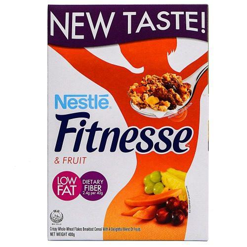 Bánh ăn sáng Nestlé Fitnesse cho người ăn kiêng