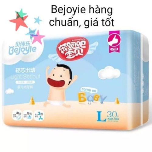 Bỉm nội địa Trung Bejoyie rất được lòng các phụ huynh Việt