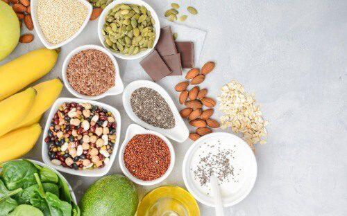 Ngũ cốc dùng để giảm cân bao gồm nhiều loại đậu - hạt khác nhau