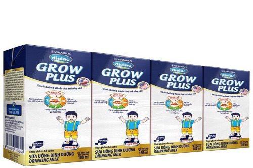 Grow xanh dành cho trẻ có nhu cầu tăng cân khỏe mạnh