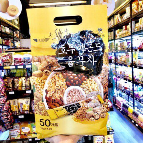 Mua ngũ cốc ở các cửa hàng, siêu thị lớn