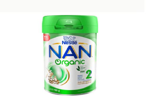 Sữa Organic của Nan