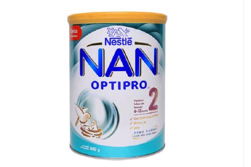 Nan Pro có 4 số