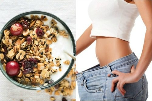 Ví dụ về một loại ngũ cốc để ăn kiêng