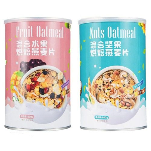 Ngũ cốc mix hạt hoa quả mixed nuts và mixed fruit OATMEAL
