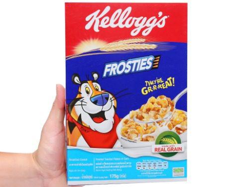 Ngũ cốc Kellogg's Frosties vị bắp