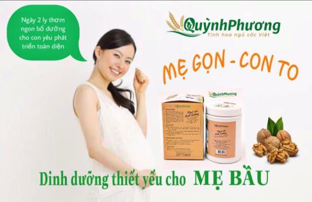 Ngũ cốc bà bầu Quỳnh Phương