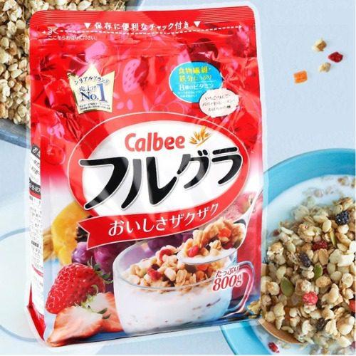 Thương hiệu Ngũ cốc nội địa Nhật nổi tiếng bậc nhất