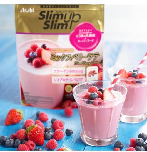 Ngũ cốc Asahi Slim Up Slim