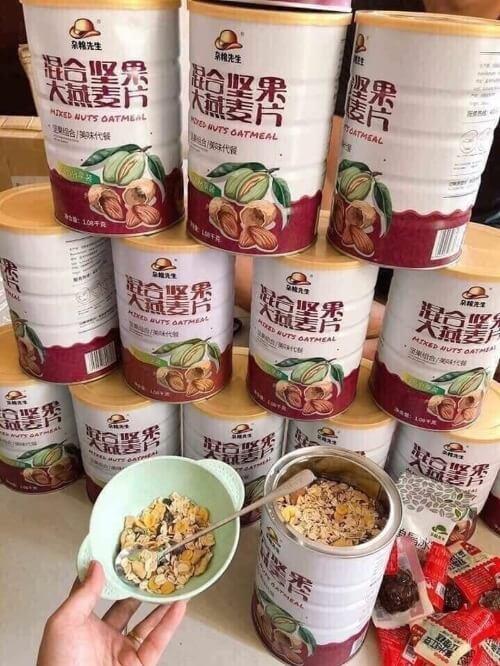 Một loại ngũ cốc nội địa Trung Quốc nổi tiếng
