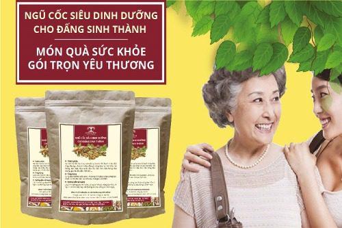 Ngũ cốc Queen Nature dành cho người già