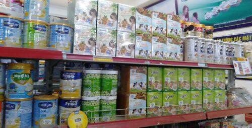 Mua ngũ cốc lợi sữa Quỳnh Phương ở đâu?