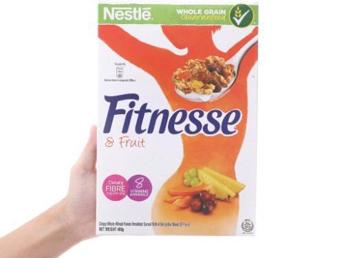 Ngũ cốc trái cây Nestlé fitnesse and fruit