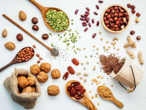 Một số loại ngũ cốc