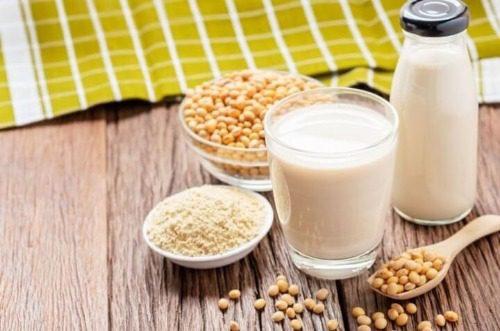 Pha bột ngũ cốc tăng cân uống sáng hoặc tối