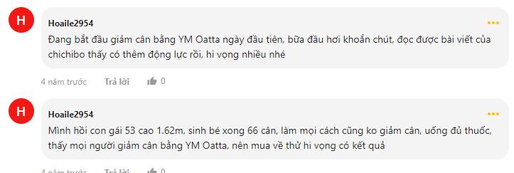 phản hồi ngũ cốc Oatta