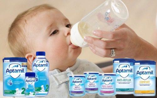 Mua sữa dinh dưỡng Aptamil ở đâu tốt?