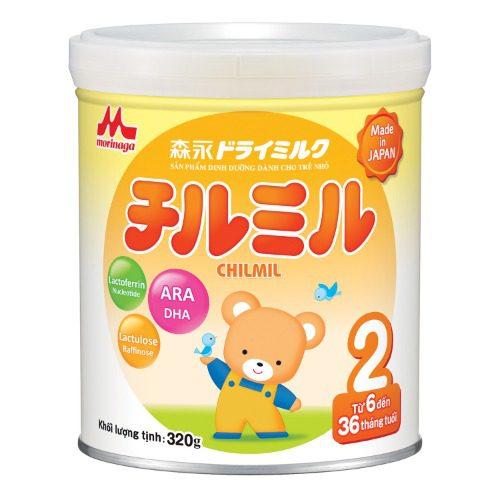 Sữa Morinaga Số 2 - Chilmil
