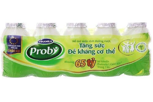 Tác dụng của sữa chua uống Probi