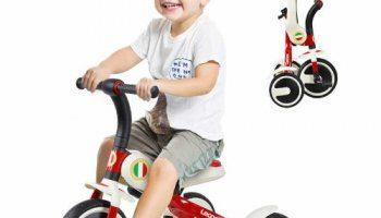 xe đạp cho bé 2 tuổi