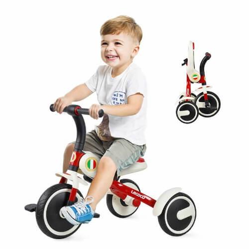 Xe đạp cho bé 2 tuổi là gì?