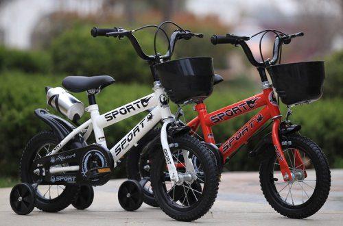 Xe đạp cho bé Sport