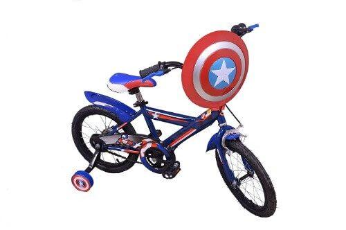 Xe đạp cho bé Thống Nhất Marvel