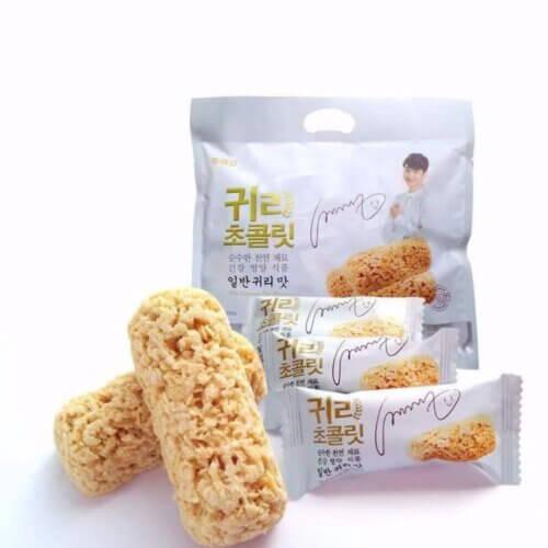 Bánh ngũ cốc Hàn Quốc làm từ yến mạch