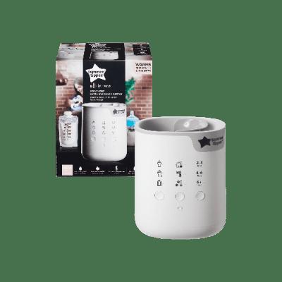 Máy rã đông, hâm nóng bình sữa và túi trữ sữa Tommee Tippee All-in-One
