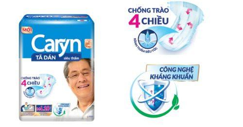 Người dùng nên mua bỉm Caryn tại các trang thương mại điện tử uy tín