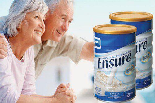 Sữa Ensure dành cho người già mua ở đâu tốt nhất?