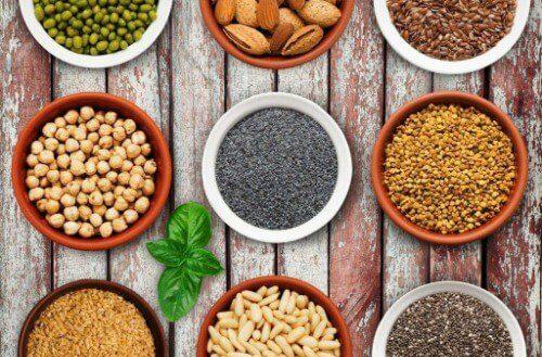 Ngũ cốc gồm 5 hạt cơ bản và có thể trộn thêm một số lương thực, hoa màu khác