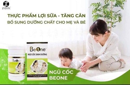 Ngũ cốc Beone cực kì tốt cho sức khỏe của người dùng
