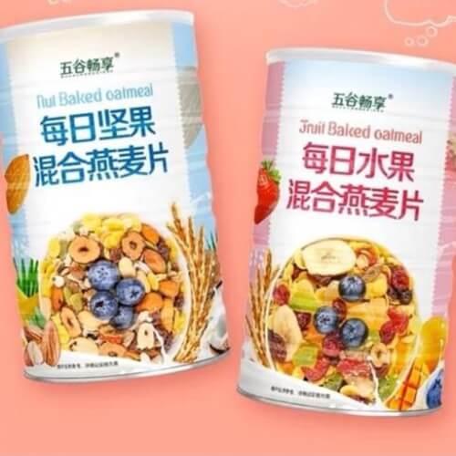 Ngũ cốc Fruit BAKED Oatmeal