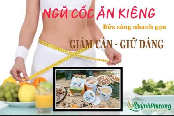 Ngũ cốc giảm cân Quỳnh Phương