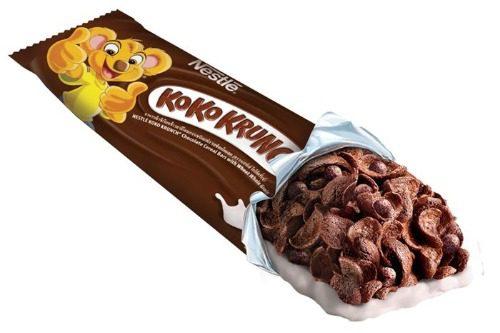 Ngũ cốc ăn liền Koko Krunch chứa lượng calo lý tưởng cho bữa sáng hàng ngày