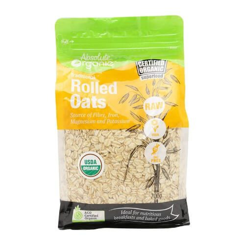 Ngũ cốc Absolute Organic Rolled Oat