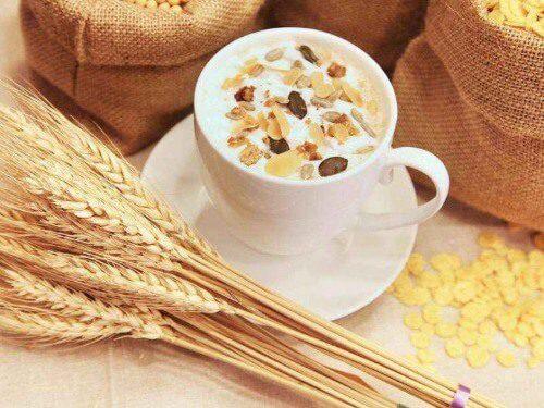 Ngũ cốc được sản xuất với công trình công nghệ tiên tiến, hiện đại